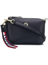 Tommy Hilfiger Small Shoulder Bag Blue