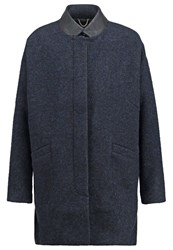 S.Oliver Denim Short Coat Dark Blue