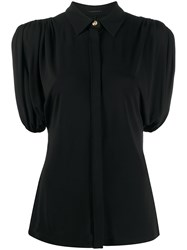 Versace Ruched Sleeve Blouse 60
