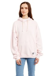 Richardson Lightweight Simple Hoodie Pink