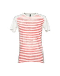 Messagerie T Shirts Red