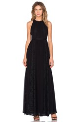 Bailey 44 Gypsy Dress Black