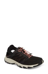 The North Face Litewave Amphibious Ii Running Shoe Tnf Black Orange