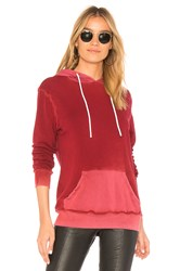 Cotton Citizen The Aspen Pullover Hoodies Red