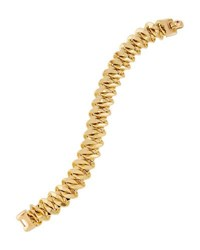 Roberto Coin 18K Yellow Gold Curb Chain Bracelet