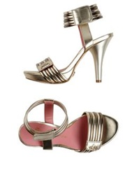 Fornarina Sandals Platinum