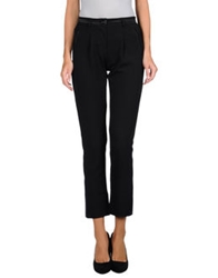 Misericordia Casual Pants Black
