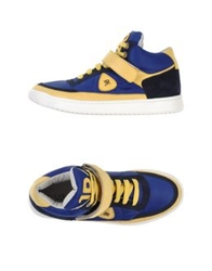 John Richmond High Tops And Trainers Blue