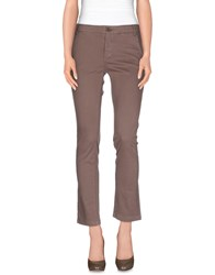 Atelier Fixdesign Trousers Casual Trousers Women Khaki