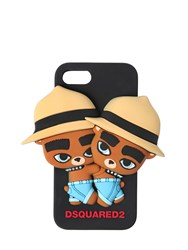 Dsquared Bears Silicon Iphone 7 Cover