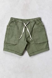 Without Walls Ripstop Camp Short Olive