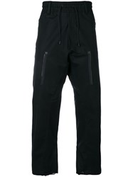 Nike Oversized Cargo Trousers Black