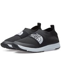The North Face Nse Traction Knit Moc Sneaker Black