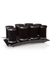 T3 Tourmaline Volumizing Hot Rollers Luxe Black