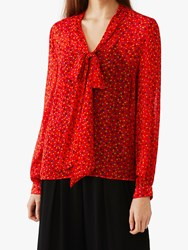 Ghost Ember Heart Graphic Blouse Wendy Hearts