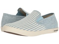 Seavees 02 64 Baja Beach Club Soft Blue Women's Shoes