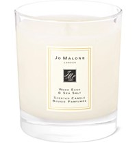 Jo Malone Wood Sage And Sea Salt Home Candle 200G Colorless