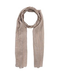Selected Homme Oblong Scarves Cocoa