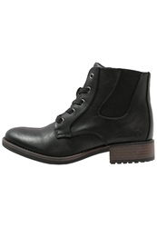 Dockers By Gerli Ankle Boots Schwarz Black
