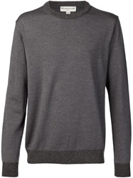 Melindagloss Crew Neck Sweater Grey