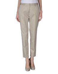 Tonello Trousers Casual Trousers Women Grey