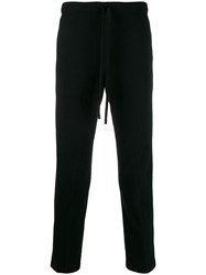 Forme D'expression Slim Pull On Trousers Black