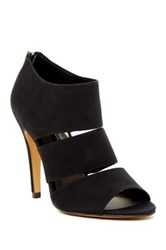 Michael Antonio Jaws Met Heeled Sandal Black