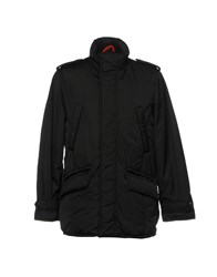 Facis Coats And Jackets Jackets Black
