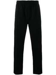 Our Legacy Straight Leg Trousers Black