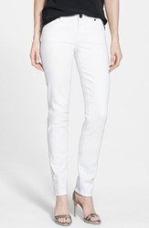 Women's Kut From The Kloth 'Diana' Skinny Jeans White
