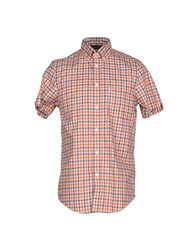 Ben Sherman Shirts Shirts Men Orange
