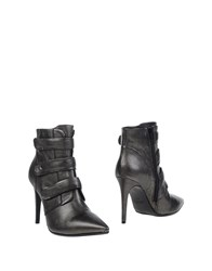 Jolie By Edward Spiers Ankle Boots Lead