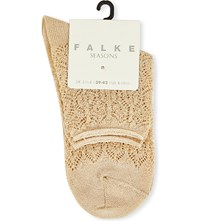 Falke Sri Lanka Metallic Socks 4029 Shell