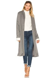 Cupcakes And Cashmere Levin Jacket Gray