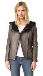 Soia And Kyo Lexine Moto Jacket Storm