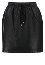 Minimum Deli Mini Skirt Black