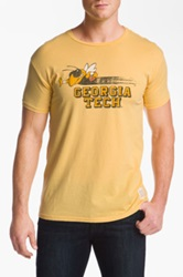 Original Retro Brand 'Georgia Tech Yellow Jackets' T Shirt