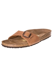 Birkenstock Madrid Slippers Antik Braun Brown
