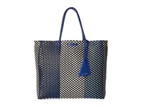 Lucky Brand Isabel Tote Moroccan Blue Tote Handbags