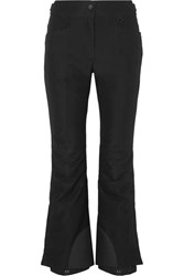Moncler Grenoble Flared Ski Pants Black