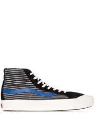 Vans Black Comfycush 138 High