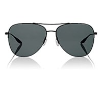 Barton Perreira Chevalier Sunglasses Black