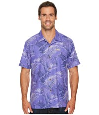 Tommy Bahama Collegiate Series Fez Fronds Louisiana State University Men's Clothing Metallic