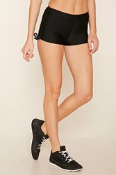 Forever 21 Active Side Tie Shorts