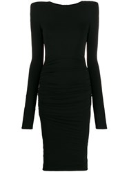 Alexandre Vauthier Fitted Midi Dress 60