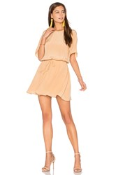 American Vintage Comenutt Dress Tan
