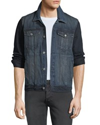 7 For All Mankind Hybrid Trucker Jacket Hybd