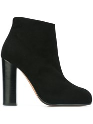 Jean Michel Cazabat High Ankle Boots Black