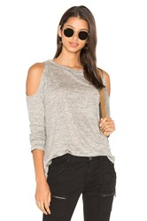 Sanctuary Lolita Long Sleeve Tee Grey