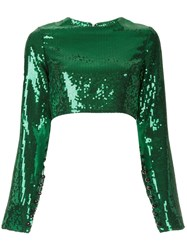 Macgraw Prism Blouse Green